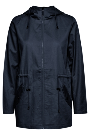 Fransa summer1 jakke dark peacoat