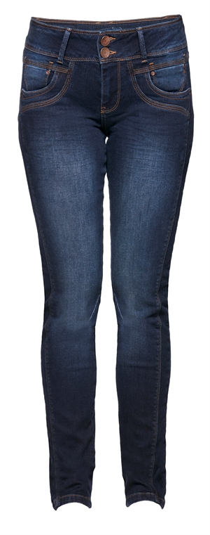Pulz stacia jeans raw blue