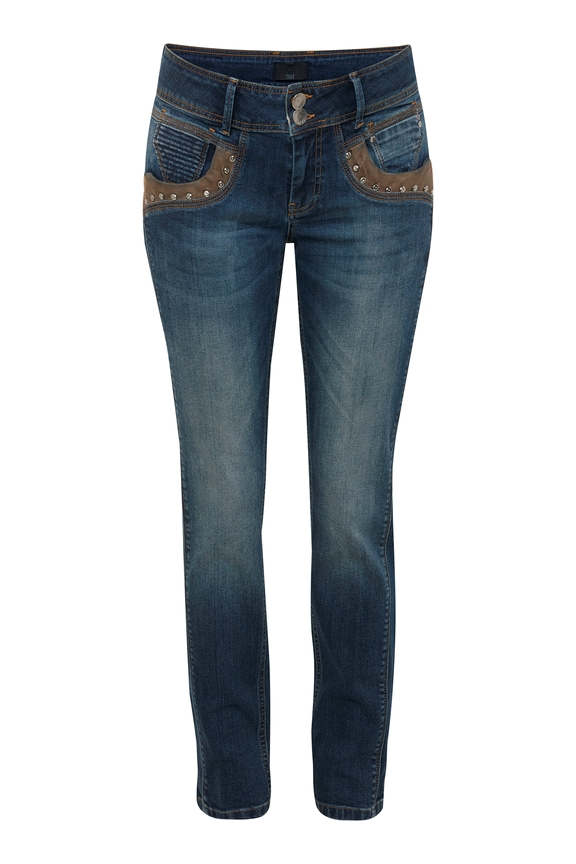 Pulz stacia jeans dark blue