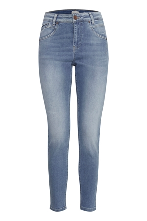 Pulz carmen jeans medium blue