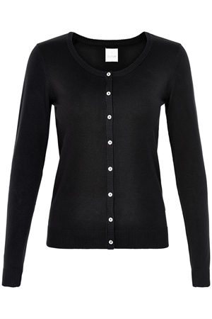 Culture Annemarie cardigan black