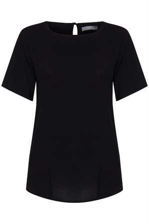 b.young isole bluse black