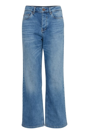 Pulz liva jeans light blue