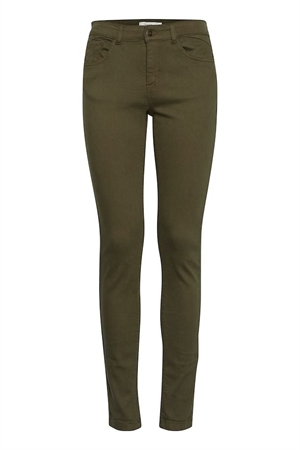 b.young lola jeans olive night